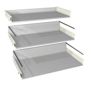 Set of 3 pull out drawers for IKEA Faktum kitchens
