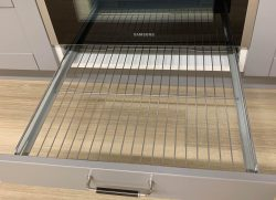 Under the oven drawer kit for IKEA Faktum kitchens