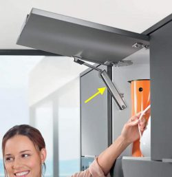 Lift Mechanism for Flaps IKEA Faktum kitchens