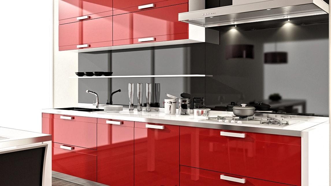 TYP-J Red High Gloss HG4200